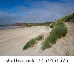 balnakeil beach  durness ... | Shutterstock . vector #1151451575