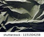 crumpled paper texture... | Shutterstock . vector #1151504258
