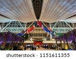 tokyo  japan   april 19 2018 ... | Shutterstock . vector #1151611355