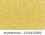 gold glitter texture christmas... | Shutterstock . vector #1151613302