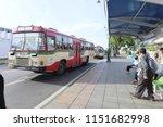 bangkok  thailand   august 7 ...   Shutterstock . vector #1151682998