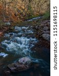 Otter Creek flows with spring water, Baxter