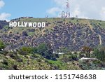 hollywood california   march 25 ... | Shutterstock . vector #1151748638