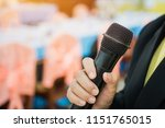 seminar conference concept  ...   Shutterstock . vector #1151765015