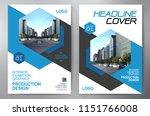 business brochure. flyer design.... | Shutterstock .eps vector #1151766008