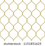 vector ornamental seamless... | Shutterstock .eps vector #1151851625