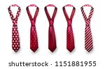 realistic vector silk satin...   Shutterstock .eps vector #1151881955