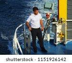 rafina  attica  greece   july... | Shutterstock . vector #1151926142