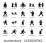 set of 20 simple editable icons ... | Shutterstock .eps vector #1152020762