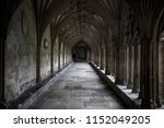 Hallway In Canterbury Cathedral
