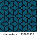 ornamental seamless pattern.... | Shutterstock .eps vector #1152073958