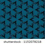 ornamental seamless pattern.... | Shutterstock .eps vector #1152078218