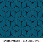 ornamental seamless pattern.... | Shutterstock .eps vector #1152080498