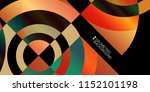 abstract colorful background...   Shutterstock .eps vector #1152101198