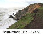 coastline  chimney rock  point...   Shutterstock . vector #1152117572