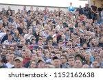 minsk  belarus   may 23  2018 ... | Shutterstock . vector #1152162638