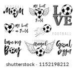 football fan t shirt design    ....   Shutterstock .eps vector #1152198212