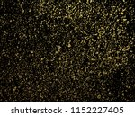gold grunge texture to create... | Shutterstock . vector #1152227405