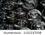 automobile spared parts.   Shutterstock . vector #1152237038