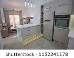 interior design decor showing... | Shutterstock . vector #1152241178