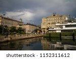 rijeka  croatia on the 15th of...   Shutterstock . vector #1152311612