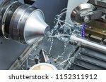 sheet metal forming processes.... | Shutterstock . vector #1152311912