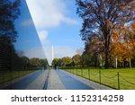 Vietnam War Wall Memorial In...
