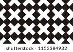 vector geometric square pattern....   Shutterstock .eps vector #1152384932