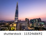 seoul  south korea   august ... | Shutterstock . vector #1152468692