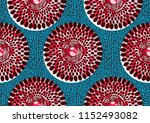textile fashion african print... | Shutterstock .eps vector #1152493082