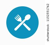 food icon vector | Shutterstock .eps vector #1152551762