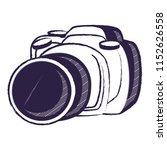 photographic camera design   Shutterstock .eps vector #1152626558