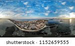 vr 360 degree panorama of la... | Shutterstock . vector #1152659555