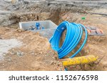 renewal of the drinking water... | Shutterstock . vector #1152676598