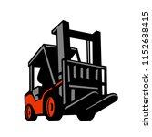 retro style illustration of... | Shutterstock .eps vector #1152688415
