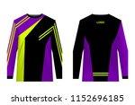 templates of sportswear designs ...   Shutterstock .eps vector #1152696185