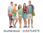 education and people concept  ... | Shutterstock . vector #1152714575