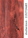 texture of old weathered wooden ... | Shutterstock . vector #1152724685