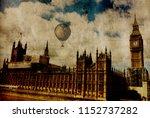 Steampunk Vintage London...
