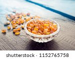 cute little bowl cup full of... | Shutterstock . vector #1152765758