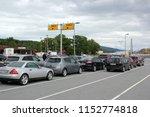 skanevik  norway   june 17 ...   Shutterstock . vector #1152774818