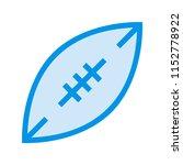 ball rugby. sport.  | Shutterstock .eps vector #1152778922