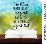 colorful poster about books. i... | Shutterstock . vector #1152782465