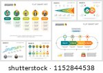 colorful business planning... | Shutterstock .eps vector #1152844538