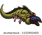 illustration cartoon creature...   Shutterstock .eps vector #1152902405