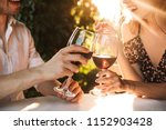 cropped image of young loving... | Shutterstock . vector #1152903428