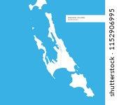 map of ragged island  bahamas ...   Shutterstock .eps vector #1152906995