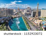 las vegas  usa   july 24  2018  ... | Shutterstock . vector #1152923072