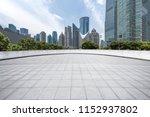 panoramic skyline and modern... | Shutterstock . vector #1152937802