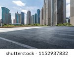 panoramic skyline and modern... | Shutterstock . vector #1152937832